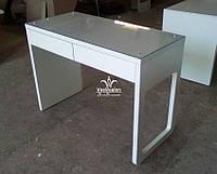 Маникюрный стол на 2 ящика Модель V144, фото 1