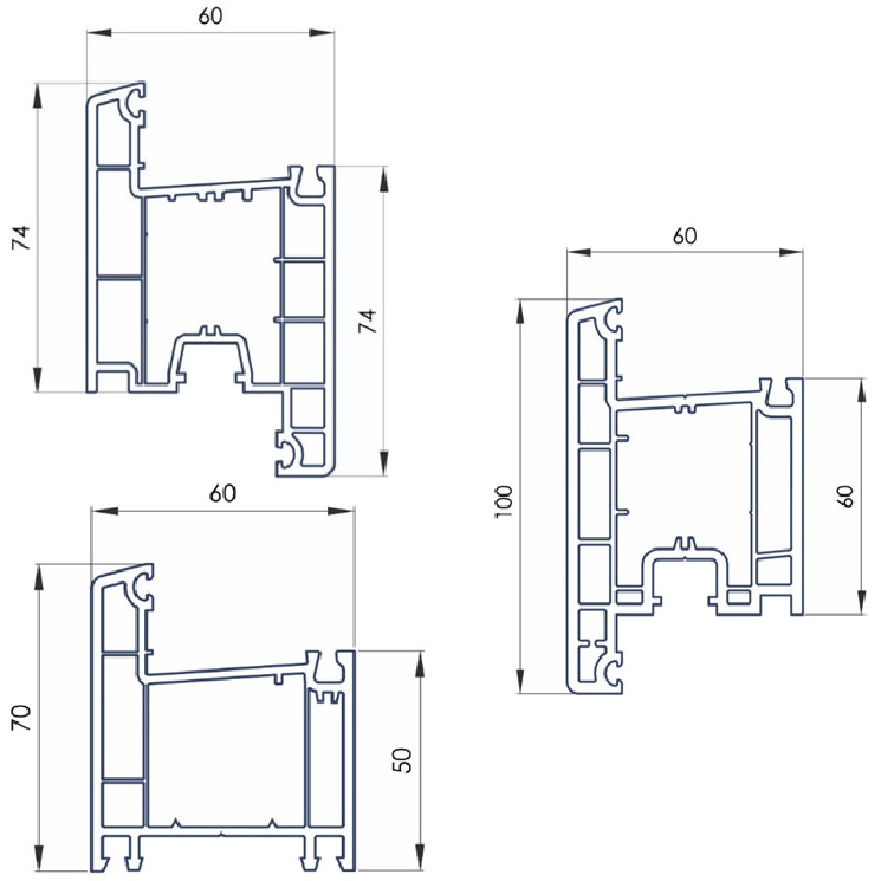 Дверные системы OpenTeck ОпенТек (прайс)