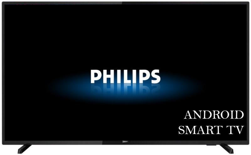 "Телевізор Філіпс 50"" SmartTV (Android 9.0) + FullHD + T2 + USB + HDMI"