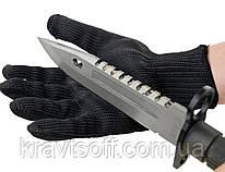 Кевларовые перчатки против ножа