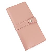 Кошелек женский кожаный большой Handycover HC0078 розовый, фото 1