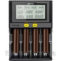 Профессиональное Зарядное устройство MIBOXER C4-12