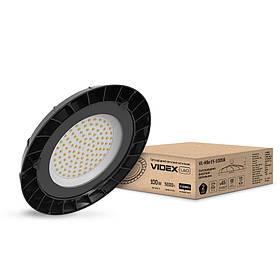 Светильник LED VIDEX 100W 5000K 10000Lm IP65 высотный HIGH BAYVL-HBe15-1005B (светодиодный)