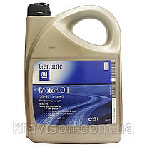 Моторное масло General Motors Dexos2 5W-30 5л