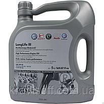 Моторное масло VAG LongLife III 5W-30 5л