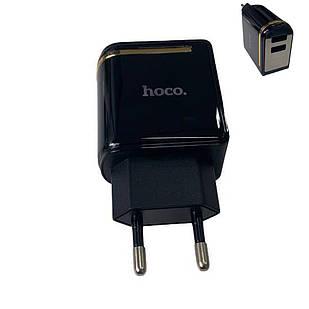 Зарядка для смартфона Hoco C39A 2 USB 2.4A
