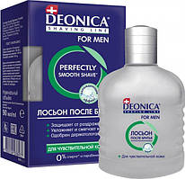 Лосьон после бритья Deonica For Men для чувствительной кожи 90 мл (4600104036477)