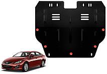 Захист двигуна Mazda 6 II 2007-2012
