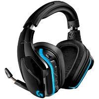 Наушники Logitech G935 Wireless 7.1 Surround Sound LIGHTSYNC Gaming Headset (981-000744)