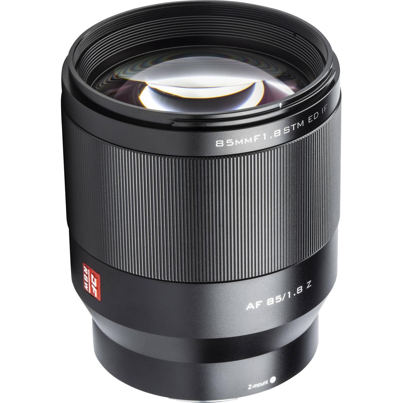 Об'єктив VILTROX AF 85/1.8 Z (AF 85mm F1.8 Z) (автофокусный Nikon Z)