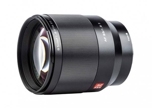 Об'єктив VILTROX AF 85/1.8 Z (AF 85mm F1.8 Z) (автофокусный Nikon Z), фото 2