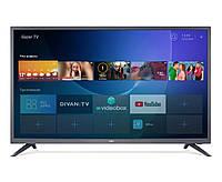 Смарт телевизор LCD 24 дюйма GAZER TV24-HS2G Android 7.1