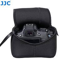 Захисний футляр - чохол JJC OC-MC0BK для фотоапаратів, фото 2