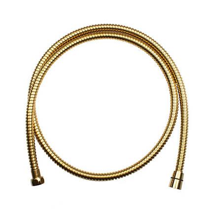 Шланг для душа золотого кольору AWD02221646