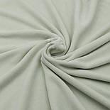 Лоскут велюра х/б светло-фисташкового цвета, размер 35*180  см, фото 2