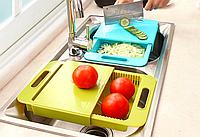 Кошик в раковину для миття фруктів і овочів