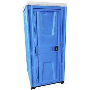 Биотуалет с баком 250 л туалет уличный 100 х 100, кабина автономная мобильная с умывальной раковиной, фото 2