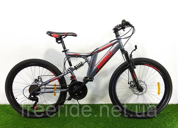 Підлітковий Велосипед Azimut Blackmount 24 D (16), фото 2