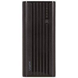Xipin M5 9000 mAh power bank Емкость реальная Черный  КОД: hub_yTuQ88668