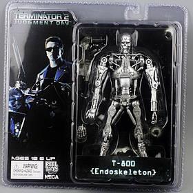 Фигурка Neca Терминатор T-800 Terminator2 Judgment Day Endoskeleton эндоскелет КОД: hub_xejN12691