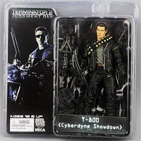 Фігурка Neca Термінатор T-800 Terminator 2 Judgment Day Cyberdyne Showdown КОД: hub_DEmb42686