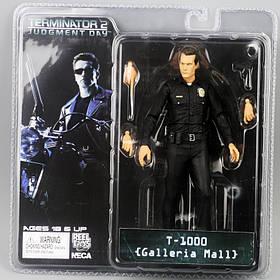 Фігурка NECA Термінатор Т-1000 Terminator 2 Judgment Day Galleria Mall Neca КОД: hub_Qdjr11621