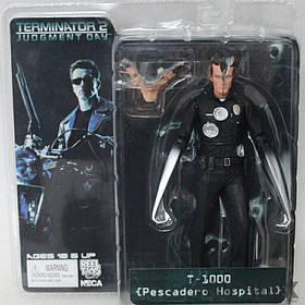 Фігурка NECA Термінатор Т-1000 Terminator 2 Judgment Day Pescadero Hospital КОД: hub_Nhvg26706