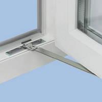 Обмежувач відкривання стулки на вікна Siegenia, фото 1