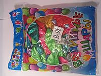 Воздушные шарики перламутровые