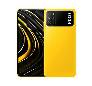Смартфон Poco M3 4/64GB Yellow