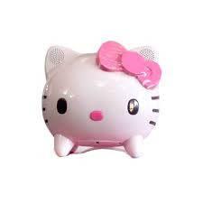 Детская портативная Bluetooth колонка Hello Kitty 15 Вт Хелоу Кітті