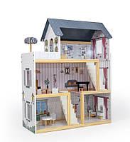 Кукольный домик игровой Avko Вилла Толедо и 2 куклы