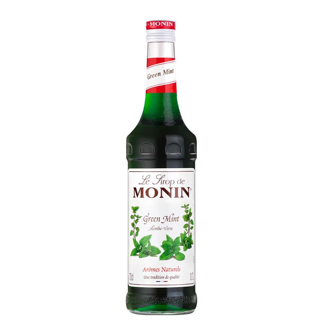Сироп MONIN Зелена М'ята 0.7 л