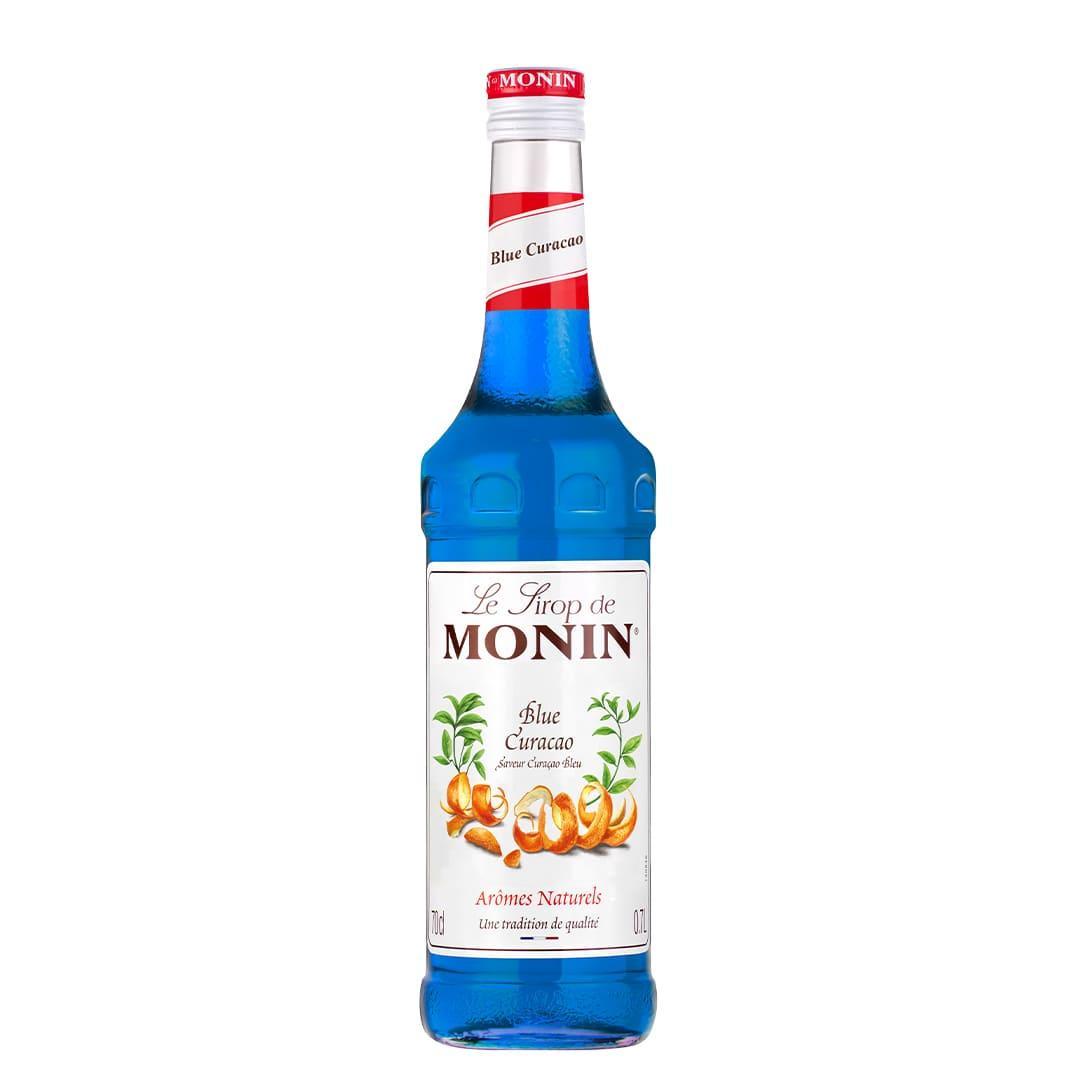 Сироп MONIN Блю Кюрасао 0.7л