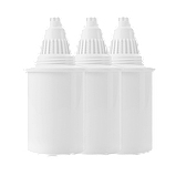 Набір змінних картриджів Барєр 4 (3шт) для фільтра-глечика, фото 3