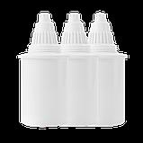 Набор сменных картриджей Барьер 4 (3шт) для фильтра-кувшина, фото 3