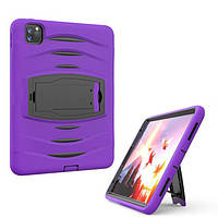"Чехол Heavy Duty Case для Apple iPad Pro 11"" 2018 / 2020 Purple"