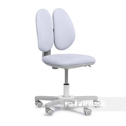 Детское эргономичное кресло Fundesk Mente Grey, фото 2