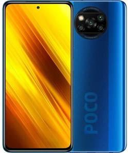 Смартфон POCO X3 4/64 Cobalt Blue