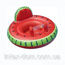 Надувной круг Intex 56592 «Арбуз» (74 см)