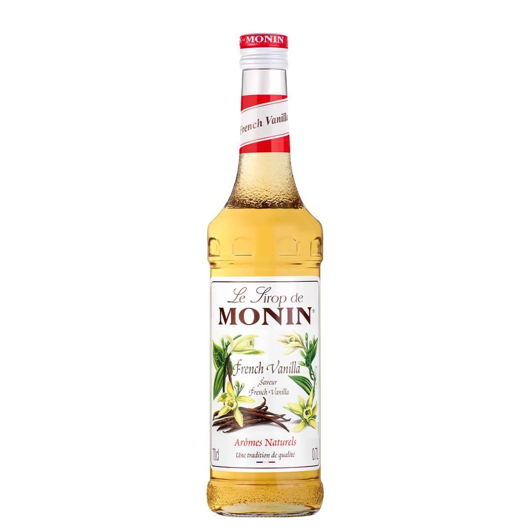Сироп MONIN Французька ваніль 0.7 л