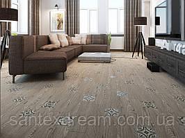 Плитка Golden Tile Aurora 30,7x60,7 серый (13F940)