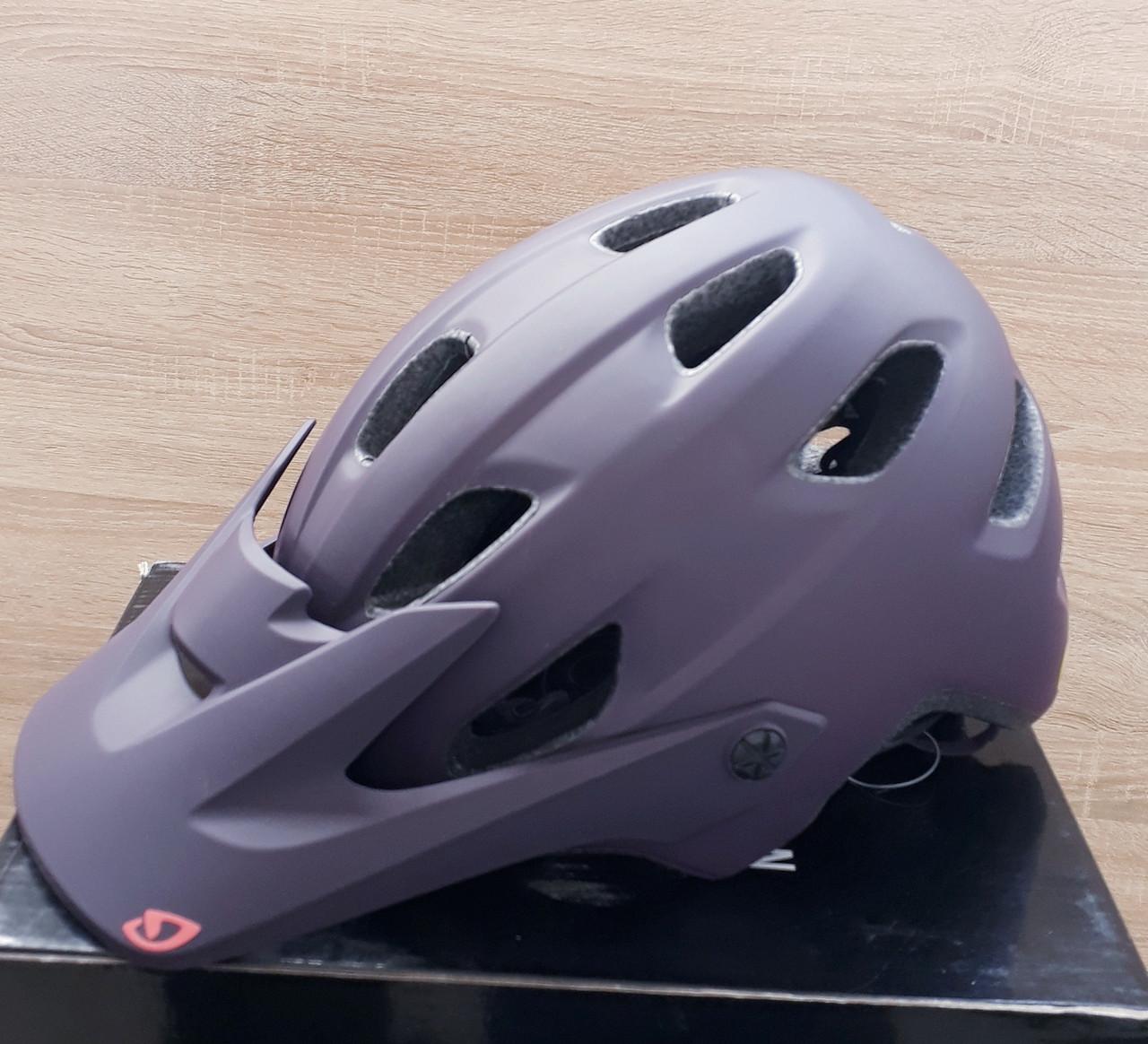 Шолом жіночий Giro CARTELLE MIPS S 51-55 2019 фіолетовий/матовий