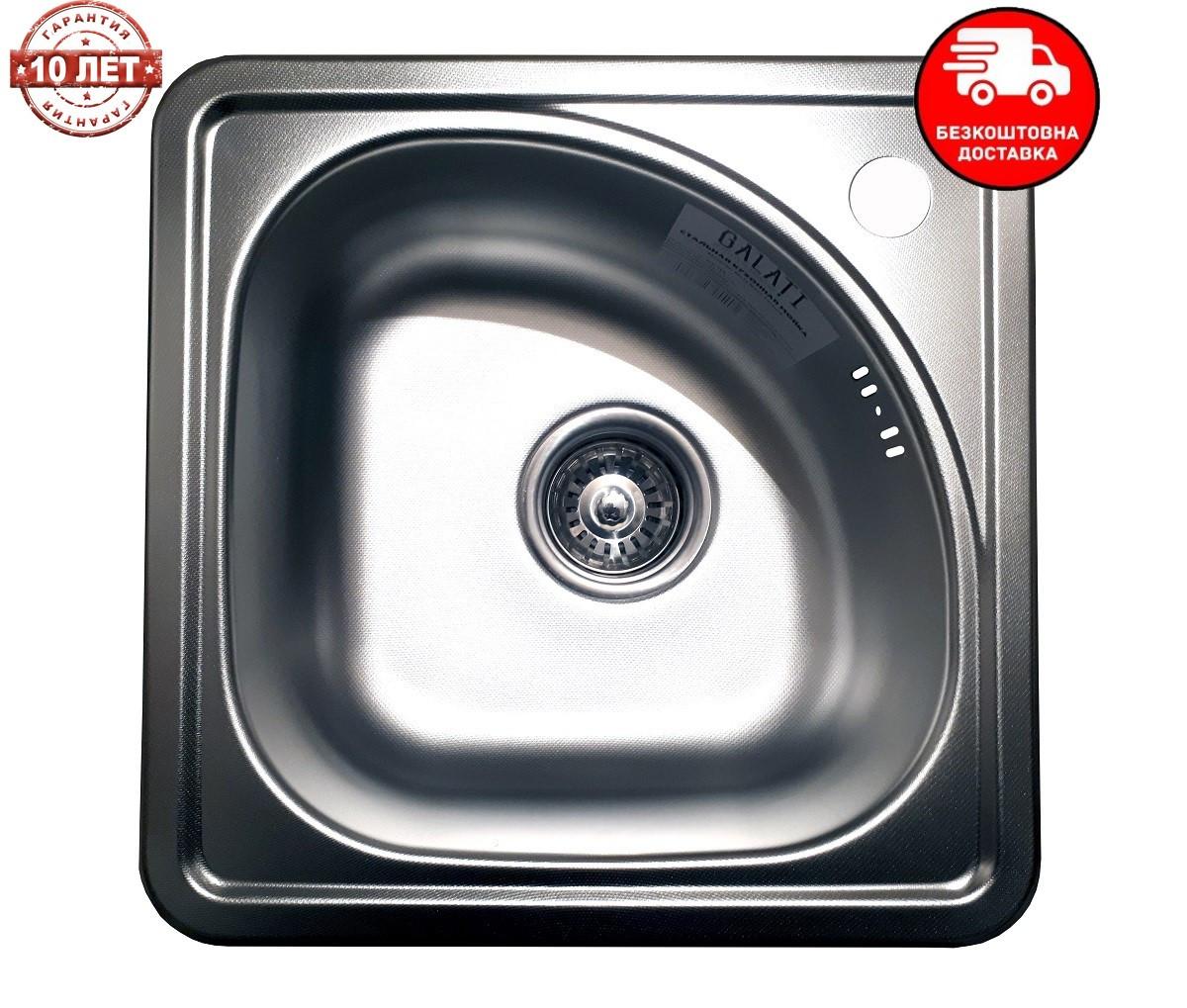 Кухонна мийка Galati Mala Nova Textură