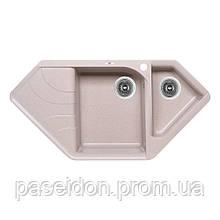 Кухонна мийка Lidz 1000x500/225 COL-06 (LIDZCOL061000500225)