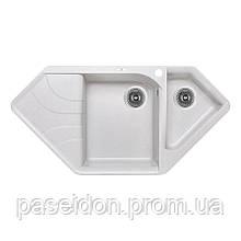 Кухонна мийка Lidz 1000x500/225 GRA-09 (LIDZGRA091000500225)