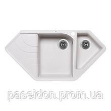 Кухонна мийка Lidz 1000x500/225 STO-10 (LIDZSTO101000500225)