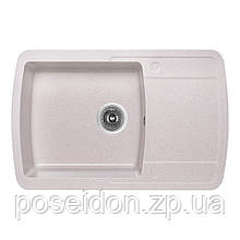 Кухонна мийка Lidz 770х490/200 MAR-07 (LIDZMAR07770490200)