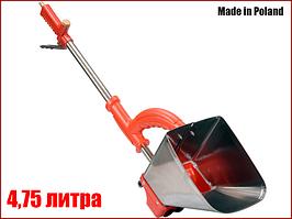 Пневматический шубомет ковш для штукатурки стен Yato YT-54400