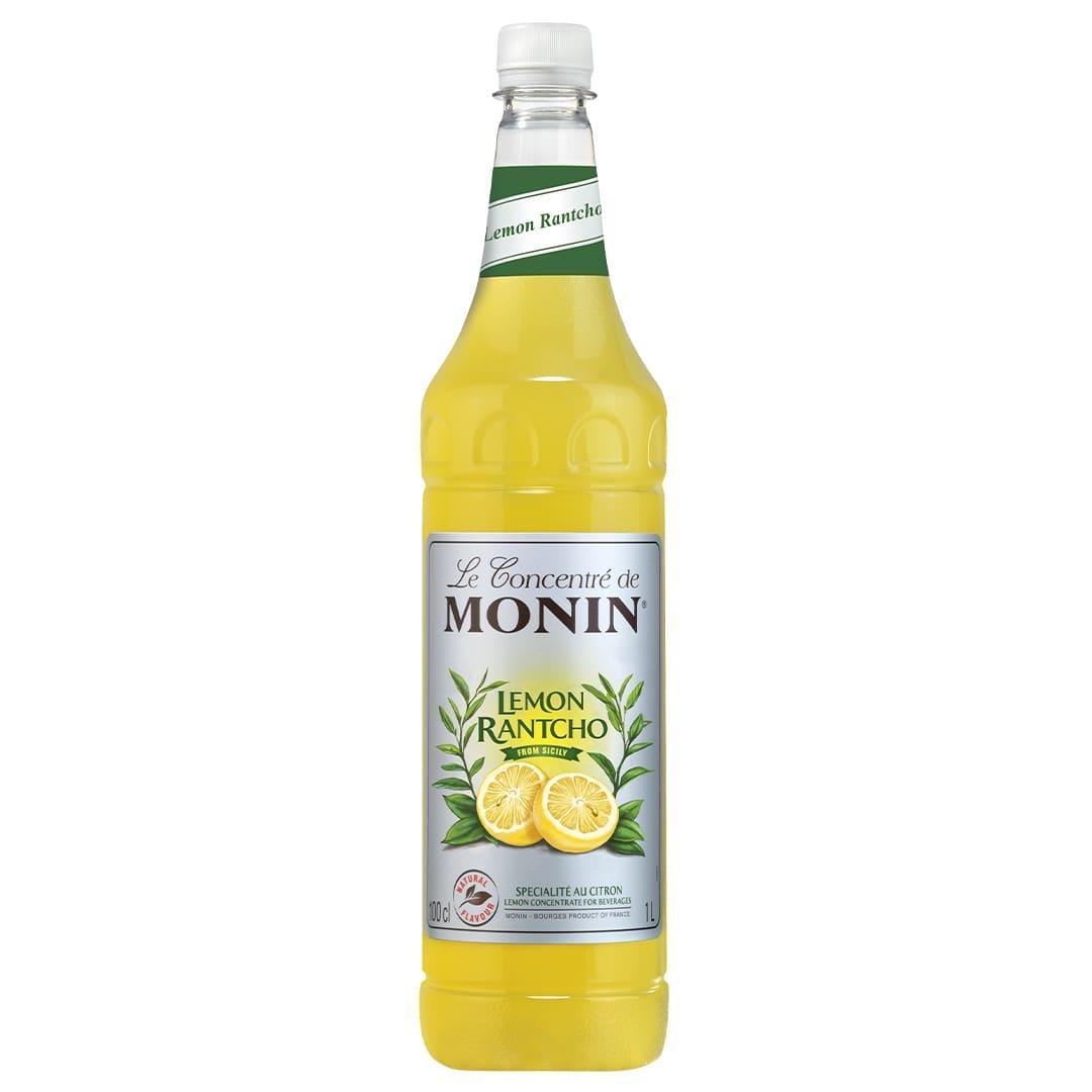 Сироп MONIN Ранчо Лимон 1л ПЕТ